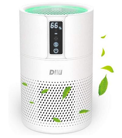 Purificador aire – Filtro Hepa